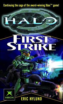 HALO: First Strike Cover Art