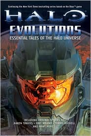 <code>HALO_Evolutions</code> Cover Art